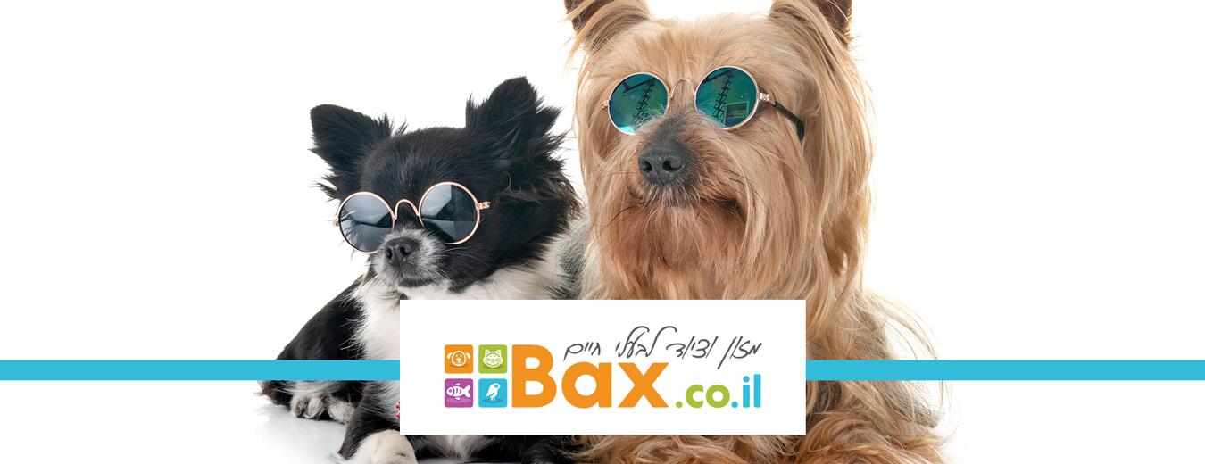BAX חנות למזון וציוד לבעלי חיים