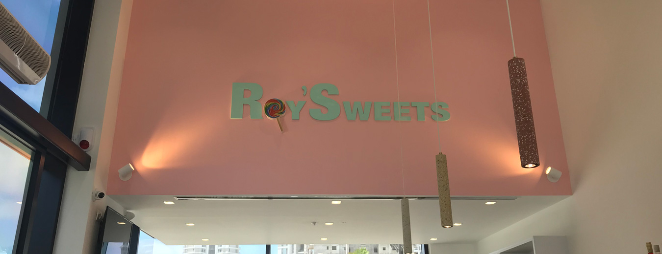 ROY SWEETS